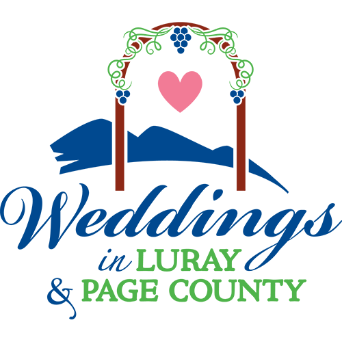 Weddings in Luray & Page County Logo