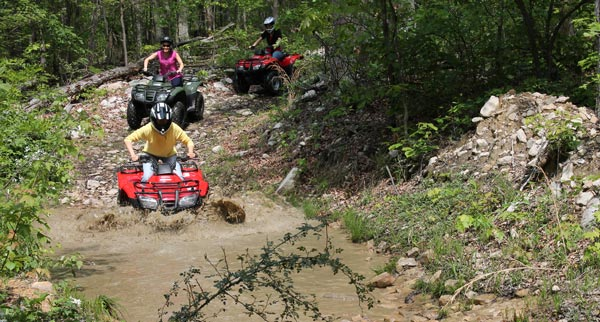 Four Wheelers in Page County, VA